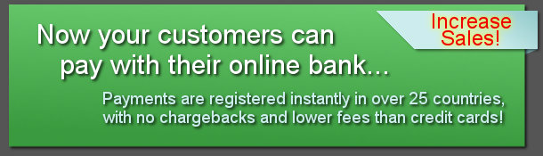 Instant Online Bank Processing